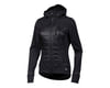 Image 1 for Pearl Izumi Women's Versa Quilted Hoodie (Black) (S)