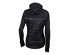 Image 2 for Pearl Izumi Women's Versa Quilted Hoodie (Black) (XL)