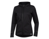 Image 1 for Pearl Izumi Women's Versa Softshell Hoodie (Black) (XS)