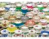 Cobble Hill Puzzles COBBLE HILL Tea Cups Jigsaw Puzzle (1000 Piece)