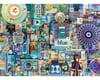 Cobble Hill Puzzles 1000Puz Blue