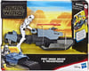 Hasbro Star Wars Galaxy of Adventures First Order Driver & Treadspeeder