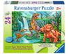 Ravensburger Dino Falls Floor Puzzles (24 Piece)
