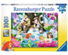 Image 1 for Ravensburger Magical Fairy Night Puzzle (100 Piece)