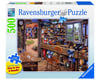 Image 2 for Ravensburger Dad'S Shed - 500 Pieces Large Format Puzzle