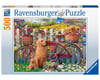 Ravensburger Cute Dogs In The Garden