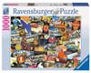 "Image 1 for Ravensburger ""Road Trip USA"" (1000 pc)"
