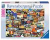 "Image 2 for Ravensburger ""Road Trip USA"" (1000 pc)"