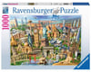 Ravensburger - F.x. Schmid *Bc* 1000Puz World Land