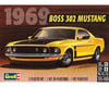 Image 1 for Revell Germany 1 25 '69 Boss 302 Mustang