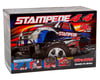 Image 7 for Traxxas Stampede 4X4 LCG 1/10 RTR Monster Truck (Silver)