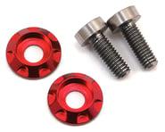 "175RC 3x8mm Titanium ""High Load"" Motor Screws (Red) | alsopurchased"