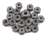 175RC TLR 22 5.0 Aluminum Nut Kit (Grey) (19) | product-related
