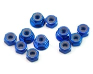 175RC B6.1/B6.1D Aluminum Nut Kit (11) (Blue) | relatedproducts