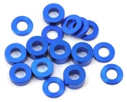 175RC M3 Ball Stud Washers (16) (Blue) | relatedproducts