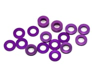 175RC B6/B74/YZ2 Aluminum Hub Spacer Set (Purple) | alsopurchased
