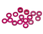 175RC B6/B74/YZ2 Aluminum Hub Spacer Set (Pink) | alsopurchased