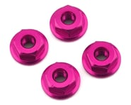 175RC Mini-T 2.0 Serrated Wheel Nuts (4) (Pink) | relatedproducts