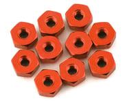 175RC Mini-T 2.0 Aluminum Nut Kit (Orange) (10) | alsopurchased