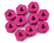 175RC Mini-T 2.0 Aluminum Nut Kit (Pink) (10) | alsopurchased