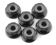 175RC Lightweight Aluminum M3 Flanged Lock Nuts (Grey) (6) | alsopurchased