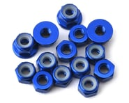 175RC RC10B74 Aluminum Nut Kit (Blue) (14) | alsopurchased