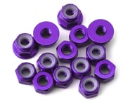 175RC RC10B74 Aluminum Nut Kit (Purple) (14) | relatedproducts