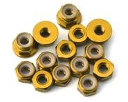 175RC RC10B74 Aluminum Nut Kit (Gold) (14) | alsopurchased