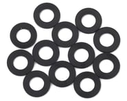 1UP Racing Precision Aluminum Shims (Black) (12) (.25mm) | relatedproducts