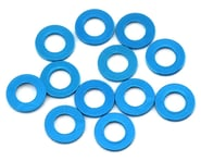 1UP Racing Precision Aluminum Shims (Blue) (12) (1mm) | alsopurchased