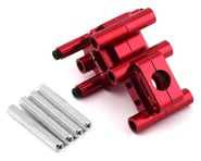 Align 600XN Metal Drive Gear Assembly (Red) | alsopurchased