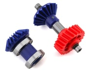Align M1.25 Torque Tube Front Drive Gear Set (23T) (Blue/19T) | relatedproducts