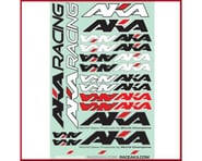 AKA Decal Sheet (Large) | relatedproducts