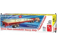 AMT 1 25 Extendable Flatbed Trailer Great Dane | relatedproducts