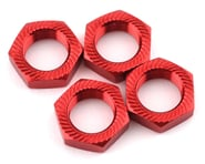 Arrma 17mm Aluminum Wheel Nut (Red) (4) | alsopurchased