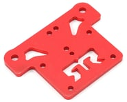 Arrma Aluminum Top Plate (Red) | relatedproducts