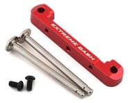 Arrma EXB Aluminum Front Upper Suspension Mount (Red) | relatedproducts