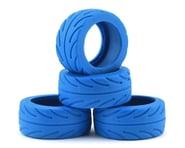 Team Associated NanoSport Radial Tires (Blue) | relatedproducts