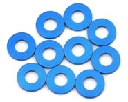 Team Associated 7.8x3.5x0.5mm Aluminum Hub Spacer Washer (Blue) (10) | alsopurchased