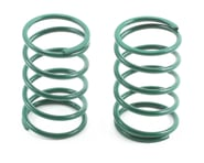 Team Associated Sedan Shock Spring Set (Green - 12lb) (2) | relatedproducts
