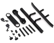 Team Associated CR12 Toyota FJ45 Bumpers & Body Accessories (Black) | alsopurchased
