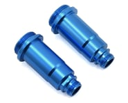 Team Associated 12x27.5mm Aluminum Front Shock Bodies (Blue) (2) | relatedproducts