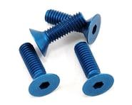Team Associated Factory Team Aluminum 4x14mm Flat Head Screw (4) | relatedproducts