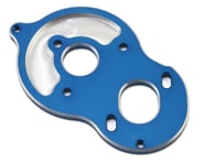 Team Associated B6.1/B6.1D Aluminum Standup Motor Plate (Blue) | alsopurchased