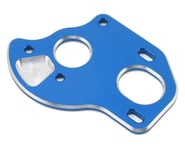Team Associated B6.1/B6.1D Aluminum Laydown Motor Plate (Blue) | alsopurchased
