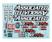 Team Associated RC10 B74.1/B74.1D Decal Sheet | product-related