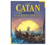 Asmodee Catan: Explorers and Pirates Expansion | relatedproducts