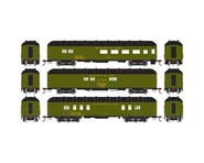 Athearn HO RTR Arch Roof Set, SF (3) | relatedproducts