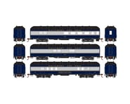 Athearn HO RTR Arch Roof Set, B&O (3) | relatedproducts