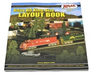 Atlas Railroad HO King-Size Plan Book | relatedproducts